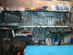ремонт мотоциклов в г. Мытищи