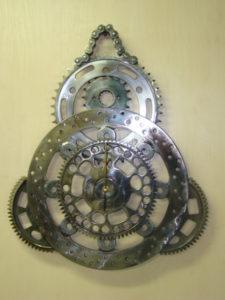 часы для мотоциклиста