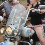 любительский мототриал на Экваторе лета